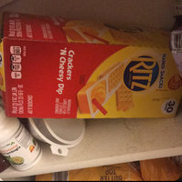 Nabisco RITZ Handi-Snacks Crackers 'n Cheese Dip uploaded by Sasha R.