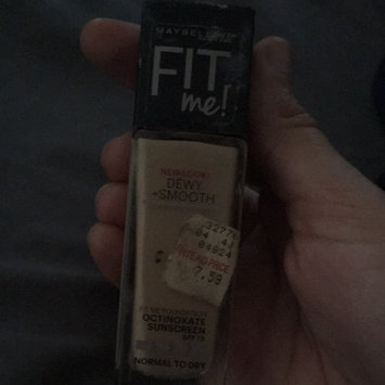Maybelline Fit Me® Foundation uploaded by Ruby T.
