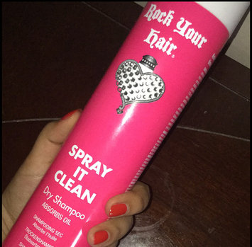 Rock Your Hair Spray It Clean Dry Shampoo uploaded by Nawal M.