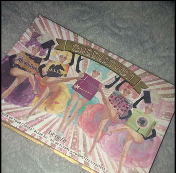 Benefit Cosmetics Cheekathon Blush & Bronzer Palette uploaded by Vanessa G.