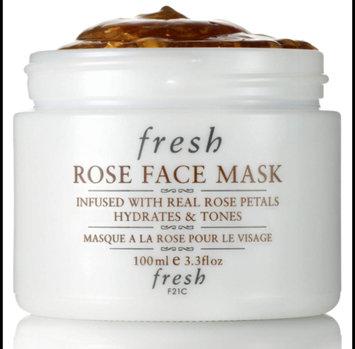 Fresh Rose Face Mask uploaded by Fabiola L.