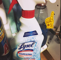 Lysol with Hydrogen Peroxide Multi-Purpose Cleaner uploaded by Missy B.