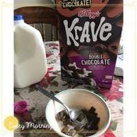 Kellogg's® Krave™ Double Chocolate Cereal uploaded by Stephanie F.