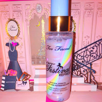 Too Faced Festival Refresh Spray uploaded by Amel 🧜.