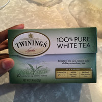 TWININGS® OF London Pure White Tea Bags uploaded by Kirsten B.