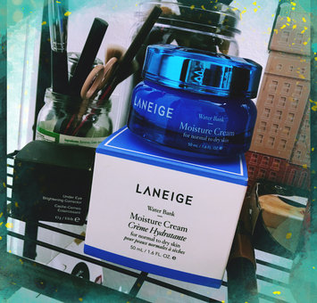 Laneige Water Bank Moisture Cream uploaded by Brittany B.