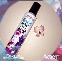 L'Oréal Paris Advanced Hairstyle AIR DRY IT Ruffled Body Mousse uploaded by Sep K.