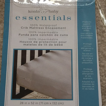 Koala Baby Essentials Waterproof Zippered Mattress Cover uploaded by Gemini M.