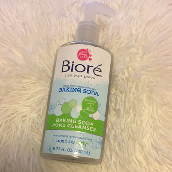 Photo uploaded to Bioré® Baking Soda Pore Cleanser by Brianna B.
