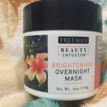 Freeman Beauty Infusion Brightening Overnight Mask with Hibiscus + Vitamin C uploaded by Taylor C.