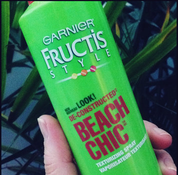 Photo of Garnier Fructis Style Beach Chic Texturizing Spray uploaded by Darcy B.