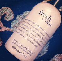 philosophy fresh cream body lotion uploaded by Rania Z.