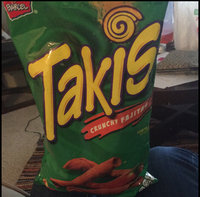 Bimbo Foods Inc Barcel Takis Fajita 9.9 oz uploaded by Elizabeth L.