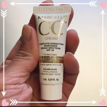Marcelle CC Cream Golden Glow SPF 35 uploaded by Andrea C.