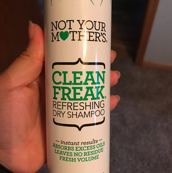 Not Your Mother's Clean Freak Refreshing Dry Shampoo uploaded by Luisa H.