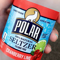 Polar Seltzer Calorie-free Cranberry Lime uploaded by Amanda R.