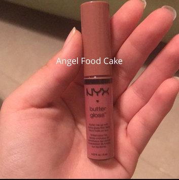 NYX Cosmetics Butter Gloss uploaded by Emma E.