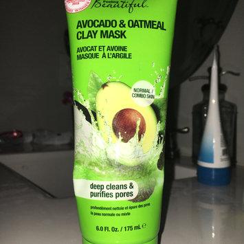 Freeman Beauty Feeling Beautiful™ Avocado & Oatmeal Clay Mask uploaded by Darian B.