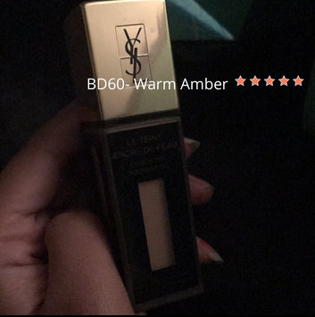 Photo of Yves Saint Laurent Fusion Ink Foundation SPF 18 uploaded by Kellie W.