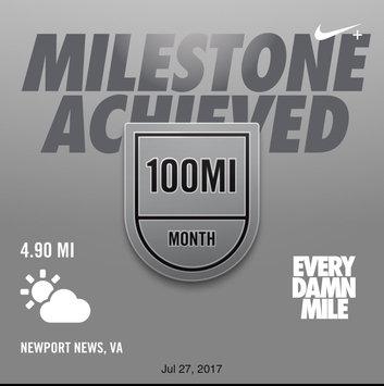 Photo of Nike Running App uploaded by Xaviera W.