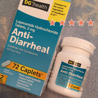 DG Health Anti-Diarrheal - Caplets, 72 ct uploaded by Wendy C.