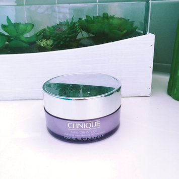 Photo of CLINIQUE Take The Day Off™ Cleansing Balm uploaded by Zoey N.