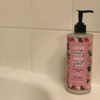 Love Beauty And  Planet Bountiful Moisture Murumuru Butter & Rose Body Wash uploaded by Quinn H.