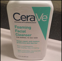 CeraVe Foaming Facial and Hydrating Cleanser uploaded by Jennifer B.