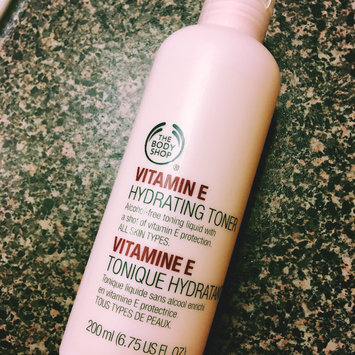 Photo of The Body Shop Vitamin E Hydrating Toner uploaded by Leticia L.