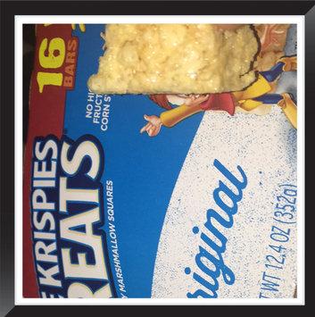 Kellogg's Original Rice Krispies Treats uploaded by Joanie C.