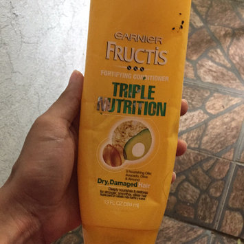 Photo of Garnier Fructis Triple Nutrition Conditioner uploaded by Rafaela V.