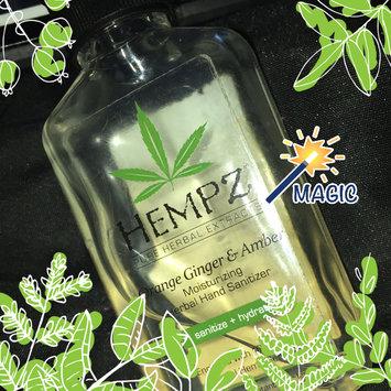 Photo of Supre Hempz Herbal - Hand Sanitizer, 8.5 oz uploaded by Amaya G.