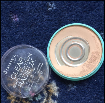 Photo of Rimmel London Clear Complexion Anti Shine Powder uploaded by Sarah K.