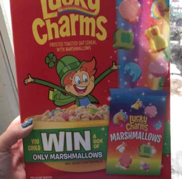 Photo of Lucky Charms Cereal uploaded by Rebecca C.