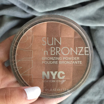 Photo of New York Color Bronzer Powder Pressed Sun n Bronze Fire Island Tan uploaded by Maria D.