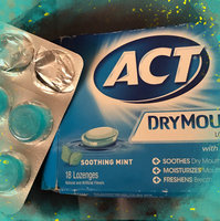 ACT Total Care Dry Mouth Lozenges Soothing Mint uploaded by Wanda D.