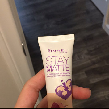 Rimmel Stay Matte Primer uploaded by Hiba A.