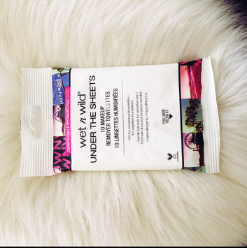 Wet 'n' Wild Wet n Wild Under the Sheets Makeup Remover Towelettes, Makeup Remover Wipes, 25 ea uploaded by Jas Z.