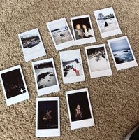 Fujifilm Instax Mini 8 Camera - Black - Instant Film - Black uploaded by Rachel S.