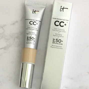 IT Cosmetics Your Skin But Better CC Cream with SPF 50+ uploaded by Brittany H.
