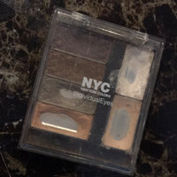 NYC Compact Palette, Smokey Blues for Blue Eyes, 1 set uploaded by Emily M.