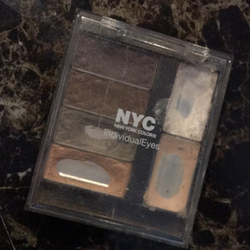 Photo of NYC Compact Palette, Smokey Blues for Blue Eyes, 1 set uploaded by Emily M.