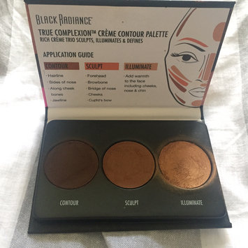 Black Radiance True Complexion Crème Contour Palette Medium to Dark .26 oz uploaded by Krysteena L.