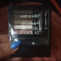 Wet N Wild Ultimate Brow™ Universal Stencil Kit uploaded by Erin Z.