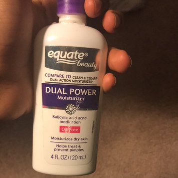 Photo of Equate Beauty Equate Dual Power Moisturizer, 4 fl oz uploaded by Akeya G.