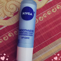 Nivea Smoothness Hydrating Lip Care, SPF 15 uploaded by Chaimaa M.