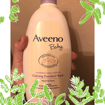 Photo of Aveeno Baby Calming Comfort Bath uploaded by Maria m.