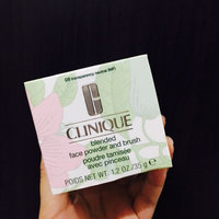 Clinique Blended Face Powder & Brush uploaded by Rachelle L.