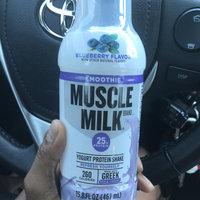 Muscle Milk® Smoothie Blueberry Flavor Yogurt Protein Shake 16 fl. oz. Bottle uploaded by Renee W.
