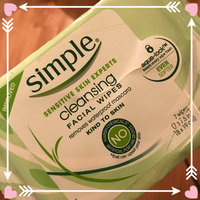 Simple Oil Balancing Cleansing Wipes uploaded by Liza P.